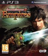 Jaquette Dynasty Warriors 7 : Empires
