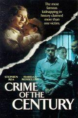 Affiche Le Crime du siècle