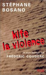 Couverture Kife la violence
