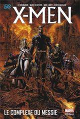 Couverture X-Men : Le Complexe du Messie