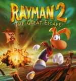 Jaquette Rayman 2 : The Great Escape Mobile