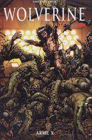 Couverture Wolverine : Arme X