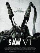 Affiche Saw VI