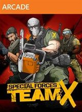 Jaquette Special Forces: Team X