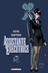 Couverture Assistante et Exécutrice Tome 1 : Iris