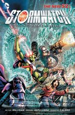 Couverture Enemies of Earth - Stormwatch (2011), Vol. 2