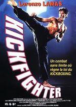 Affiche Kickfighter