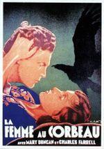 Affiche La Femme au corbeau