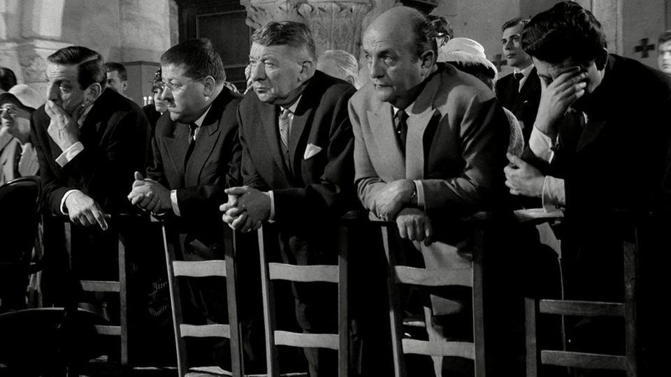 Affiches posters et images de les tontons flingueurs 1963 - Tonton flingueurs cuisine ...