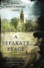 Couverture A Separate Peace