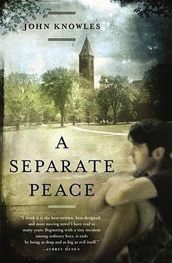 A Separate Peace - John Knowles - SensCritique