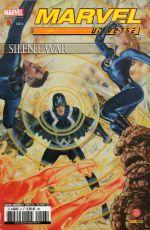 Couverture Silent War - Marvel Universe, tome 6