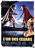 Affiche L'Or des Césars