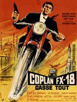Affiche Coplan FX 18 casse tout