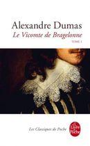Couverture Le Vicomte de Bragelonne