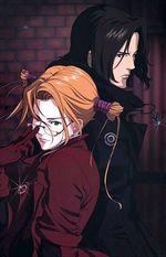 Affiche Witch Hunter Robin