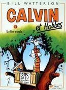 Couverture Enfin seuls ! - Calvin et Hobbes, tome 13