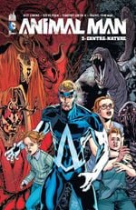 Couverture Contre-nature - Animal Man, tome 2