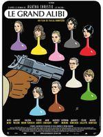 Affiche Le Grand Alibi
