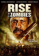 Affiche Rise of the Zombies