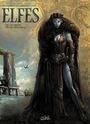 Couverture Le Crystal des Elfes bleus - Elfes, tome 1