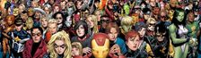 Cover Chronologie Avengers: The Initiative/Avengers Academy/Avengers Arena/Avengers Undercover (VO)