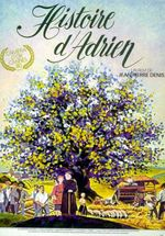 Affiche Histoire d'Adrien