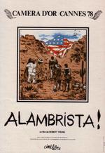 Affiche Alambrista !