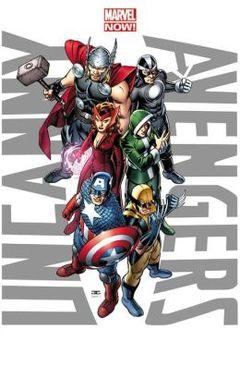 Couverture Nouvelle Union - Uncanny Avengers (2012), tome 1