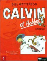 Couverture Calvin et Hobbes