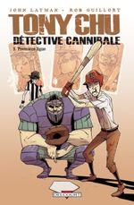 Couverture Première Ligue - Tony Chu, détective cannibale, tome 5