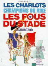 Affiche Les Fous du stade