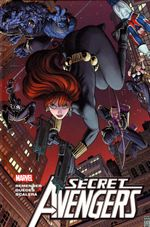 Couverture Secret Avengers by Rick Remender, Vol. 2