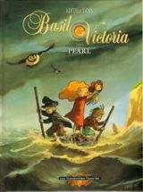 Couverture Pearl - Basil et Victoria, tome 4
