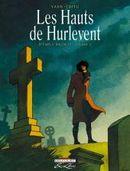 Couverture Les hauts de Hurlevent d'Emily Brontë - Volume 2