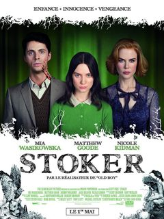 Affiche Stoker
