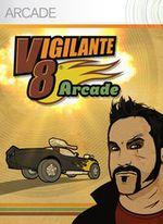 Jaquette Vigilante 8 : Arcade