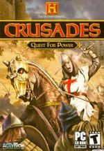 Jaquette The History Channel : Crusades - Quest for Power