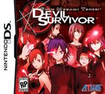 Jaquette Devil Survivor