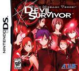 Jaquette Devil Survivor