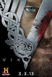 Affiche Vikings