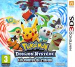 Jaquette Pokemon Donjon Mystère : Les Portes de l'infini
