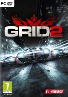 Jaquette Race Driver : GRID 2