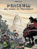 Couverture Les Sceaux de l'Apocalypse - Percevan, tome 11