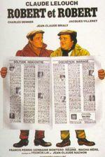 Affiche Robert et Robert