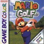 Jaquette Mario Golf