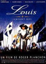 Affiche Louis, enfant roi
