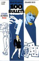 Couverture Le Blues du Prince Rouge - 100 Bullets, tome 5