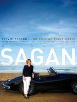 Affiche Françoise Sagan