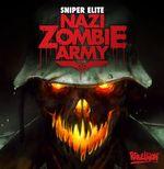 Jaquette Sniper Elite : Nazi Zombie Army